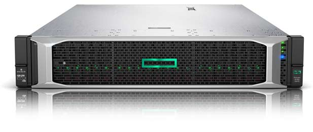 HPE Server bei Serverhero