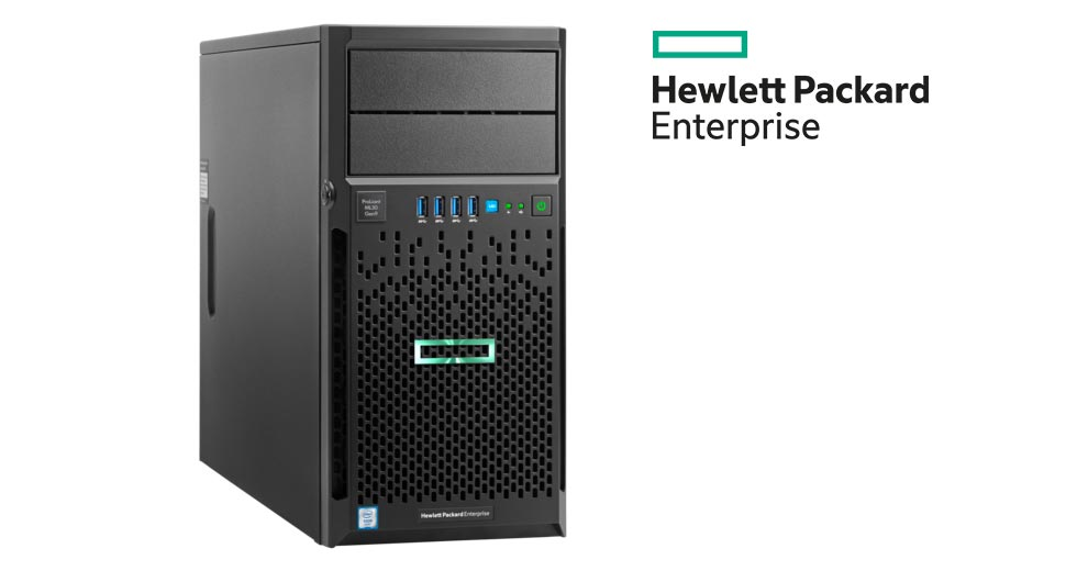 Buy & Configure - HP ProLiant ML 30 G9 | serverhero de