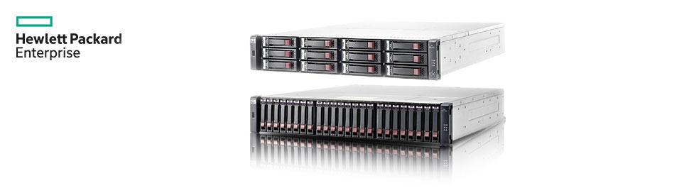 HPE MSA 2040 SAN Storage Server