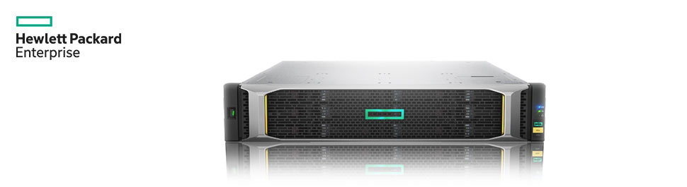 HPE MSA 2050 SAN Rack Storage Server