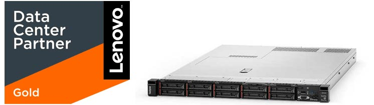Lenovo bei Gold Partner Serverhero