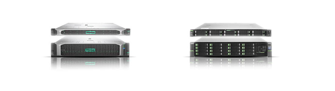 Rack Server jetzt bei Serverhero