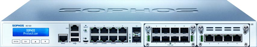 Sophos Ltd. Security Hardware and software