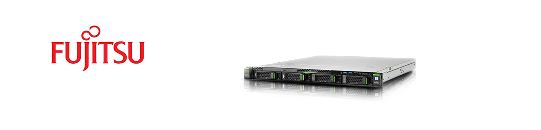Fujitsu rx1330m3 Server bei Serverhero