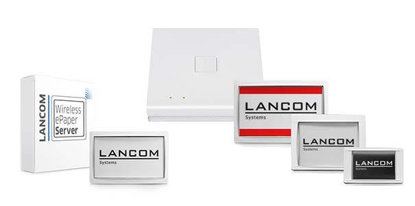 LANCOM bei Serverhero