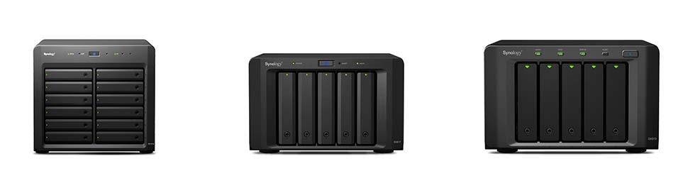 Synology at Serverhero